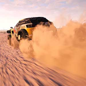 the biggest cross-country rally