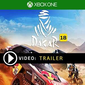 Dakar 18 Xbox One Prices Digital or Box Edition