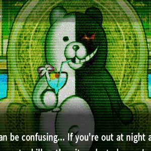 Danganronpa 2 Goodbye Despair Monokuma