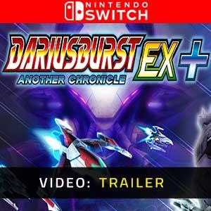 Dariusburst Another Chronicle EX Plus Nintendo Switch Video Trailer