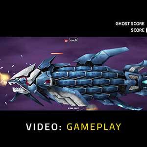 Dariusburst Another Chronicle EX Plus Gameplay Video