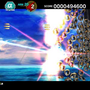 DARIUSBURST Chronicle Saviours - Gameplay