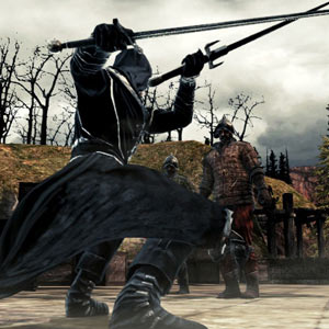 Dark Souls 2 Battle