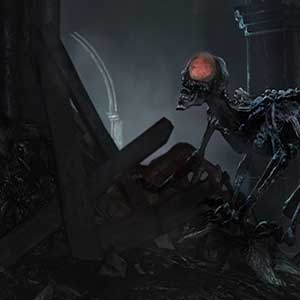 Ashes of Ariandel Monster Enemy