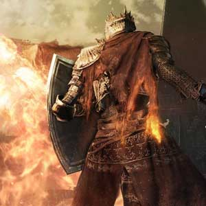 Dark Souls 3 PS4 - Dragon