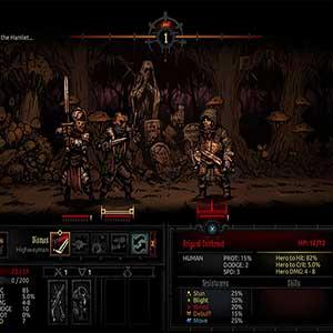 Darkest Dungeon PS4