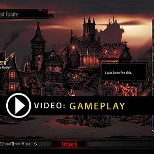 Darkest Dungeon PS4 Gameplay Video