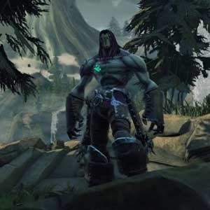 Darksiders 2 Deathinitive Edition PS4 Character