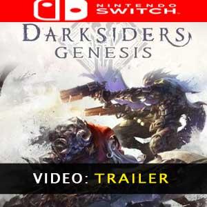 Darksiders Genesis Nintendo Switch Video Trailer