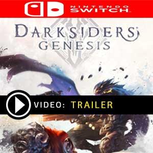 Darksiders Genesis Nintendo Switch Prices Digital or Box Edition