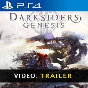 Darksiders Genesis PS4 Video Trailer