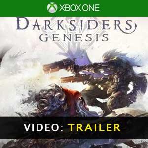 Darksiders Genesis XBox Series X Video Trailer