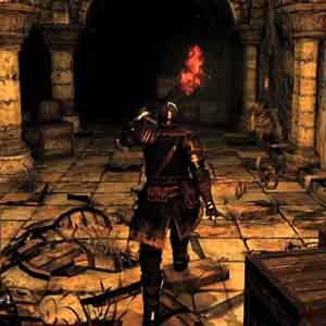 Dark Souls II: Scholar of the First Sin - Exploration