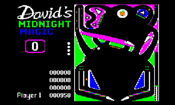 Davids Midnight Magic