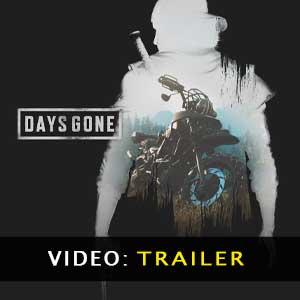 Days Gone Trailer Video