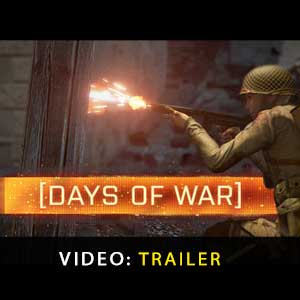 Days of War Digital Download Price Comparison