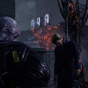 Dead by Daylight Resident Evil Chapter Hooks