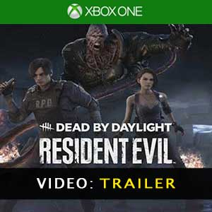 Dead by Daylight Resident Evil Chapter Xbox One Video Trailer