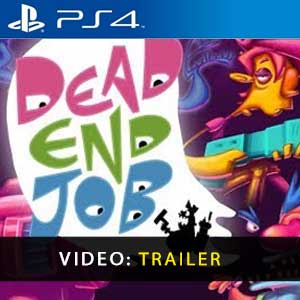 Dead End Job PS4 Prices Digital or Box Edition