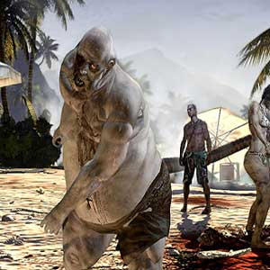 Dead Island Group of Zoombies