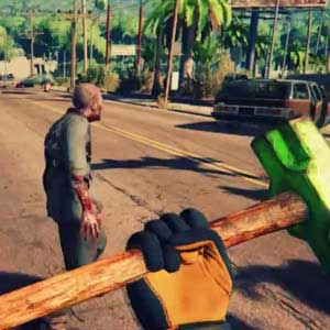 Dead Island 2 Sledge hammer weapon