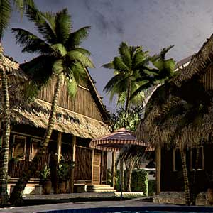 Villa in Dead Island