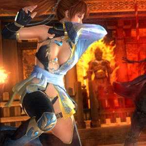 Dead or Alive 5: Last Round - Fight Scene