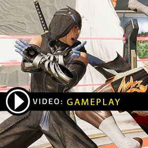 DEAD OR ALIVE 6 Gameplay Video