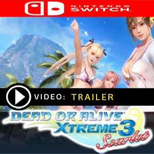 Dead or Alive Xtreme 3 Scarlet Nintendo Switch Prices Digital or Box Edition