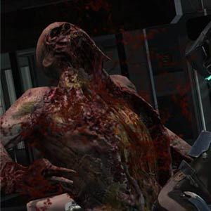 Dead space 2 - Infected