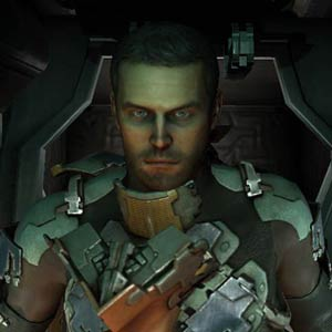 Dead space 2 - Character
