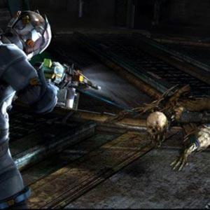 Dead Space 3 Attack