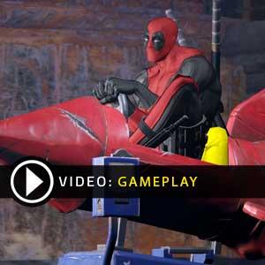 Deadpool Xbox One Gameplay Video