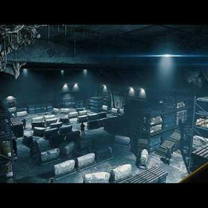 Death Stranding Director's Cut PS5 Underground Facility