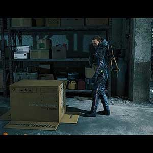 Death Stranding Director's Cut PS5 Cardboard Box
