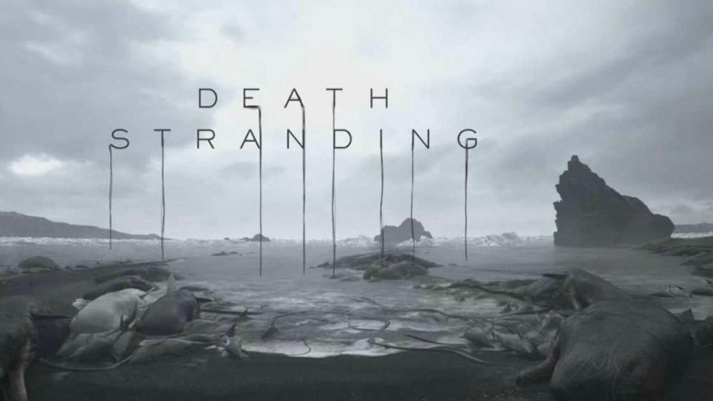 Death Stranding Teaser Banner