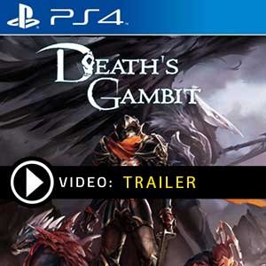 Death's Gambit PS4 Prices Digital or Box Edition