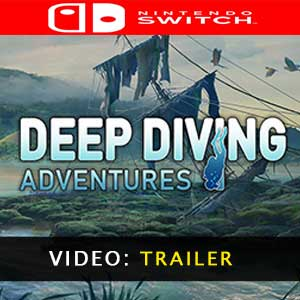 Deep Diving Adventures Nintendo Switch Prices Digital or Box Edition