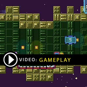Deep Space Rush Gameplay Video