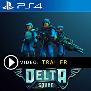 Delta Squad PS4 Prices Digital or Box Edition