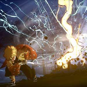 Demon Slayer Kimetsu no Yaiba The Hinokami Chronicles Zenitsu Agatsuma