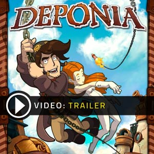 Buy Deponia CD Key compare price best deal