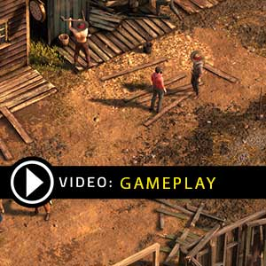 Desperados 3 Gameplay Video
