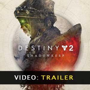 Destiny 2 Shadowkeep Video Trailer