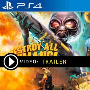 Buy Destroy All Humans PS4 Game Code Compare Prices