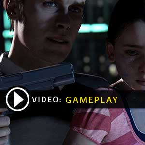 Detroit Become Human PS4 Gameplay Video
