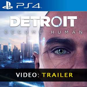 Detroit Become Human PS4 Prices Digital or Box Edition