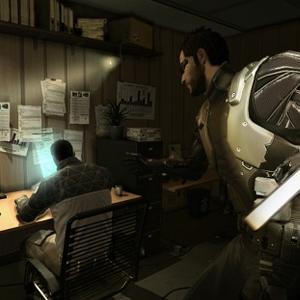 Deus Ex Mankind Divided - Adam Jensen