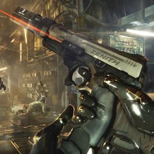 Deus Ex Mankind Divided - Pistol