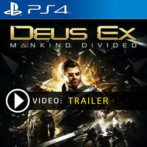 Deus Ex Mankind Divided PS4 Prices Digital or Physical Edition